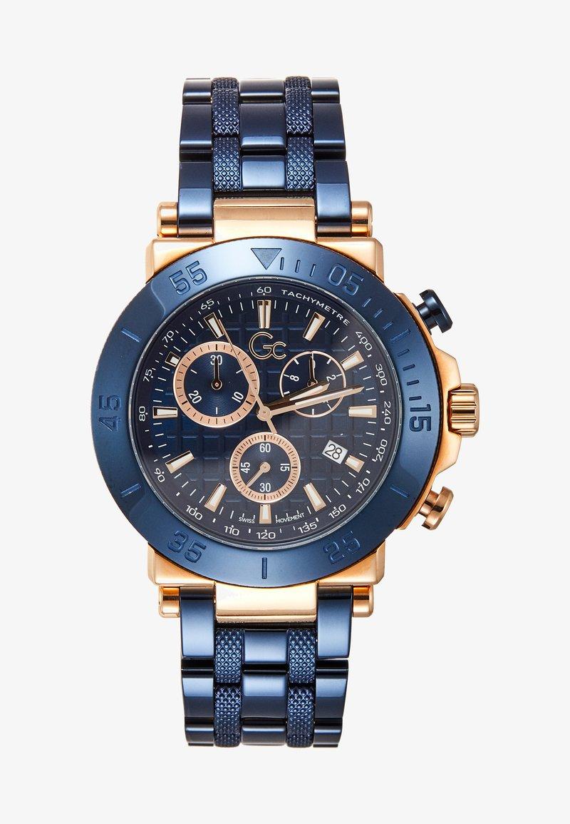 Gc Watches - ONE - Hodinky se stopkami - blue