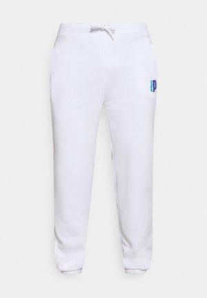 PRINCE UNISEX - Donji dijelovi trenirke - white