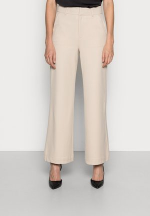 GENNIE - Trousers - oyster