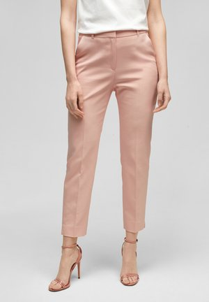 Trousers - spring rose
