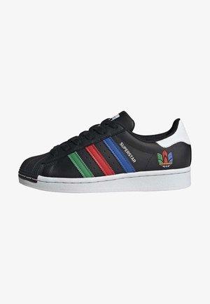 SUPERSTAR SHOES - Skate shoes - black