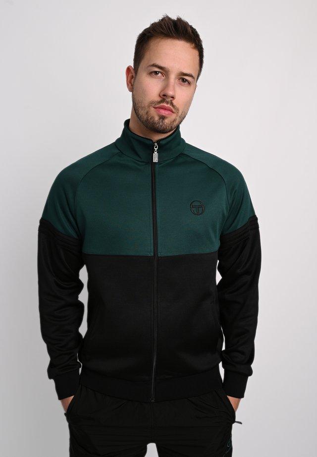 ORION TRACKTOP - Training jacket - blk/botnic