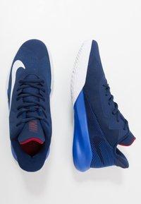 Nike Performance - PRECISION 4 - Zapatillas de baloncesto - blue void/white/racer blue/red crush - 1