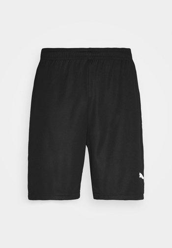 TEAMGOAL SHORTS - Sports shorts - black