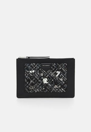 STUDIO PINS POUCH - Clutch - black