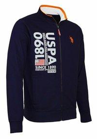 U.S. Polo Assn. - MIT REISSVERSCHLUSS - Zip-up sweatshirt - dunkelblau - 2