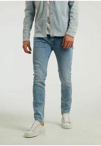 CHASIN' - Slim fit jeans - blue - 0