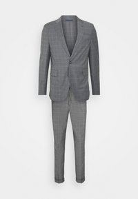 Isaac Dewhirst - CHECK SUIT - Kostym - light grey - 0