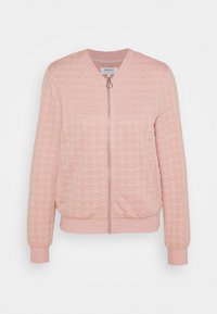 ONLY - ONLMYNTHE JOYCE - Zip-up hoodie - misty rose - 4