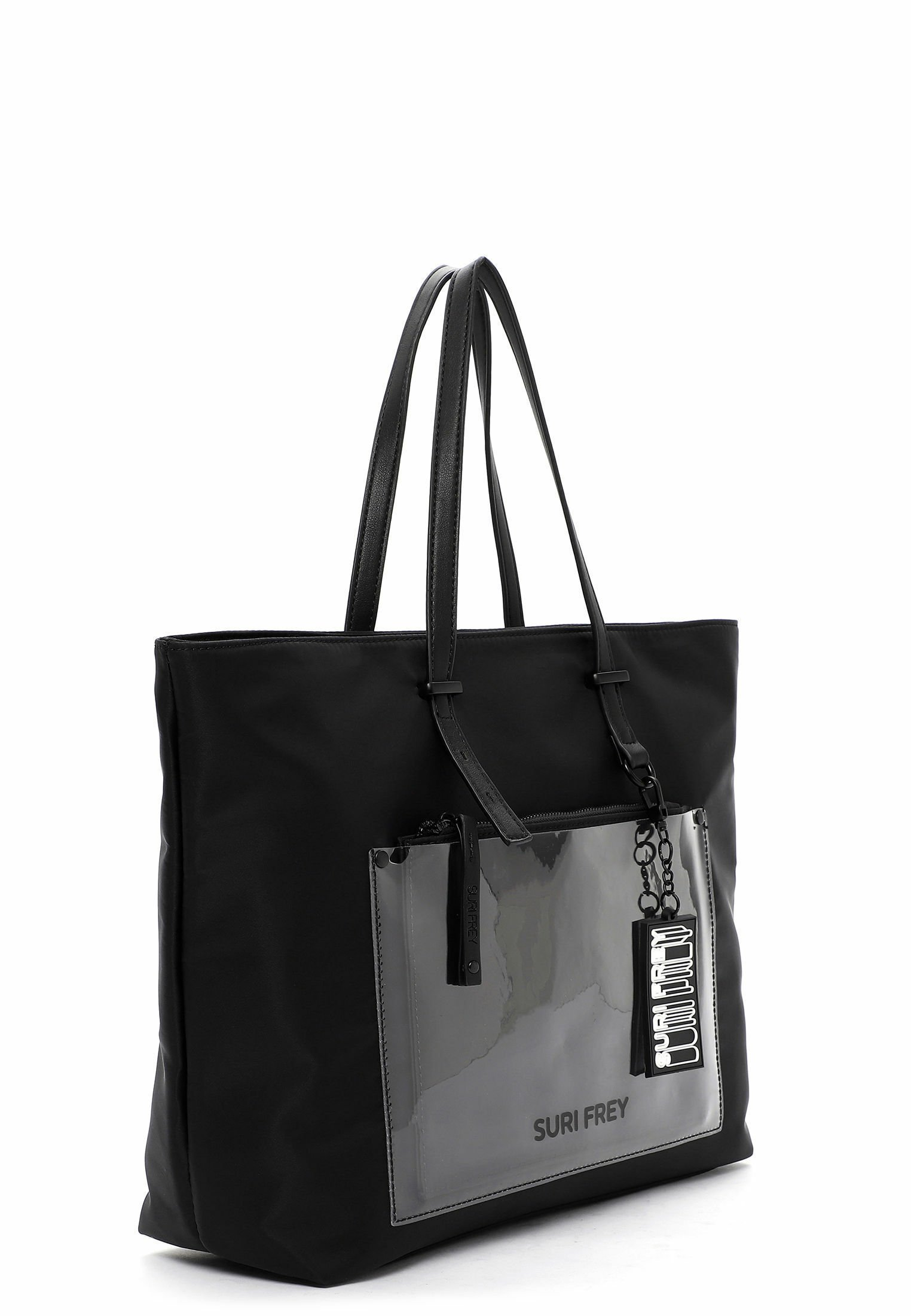 Suri Frey Black Label Tessy - Shopping Bag 100/schwarz