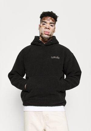 COZY UP HOODIE UNISEX - Hoodie - black