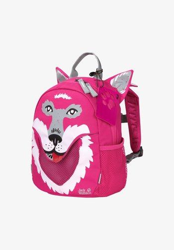 Backpack - pink peony