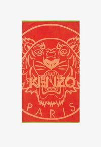 KENZO Homme - NEWTIGER  - Beach towel - red - 0