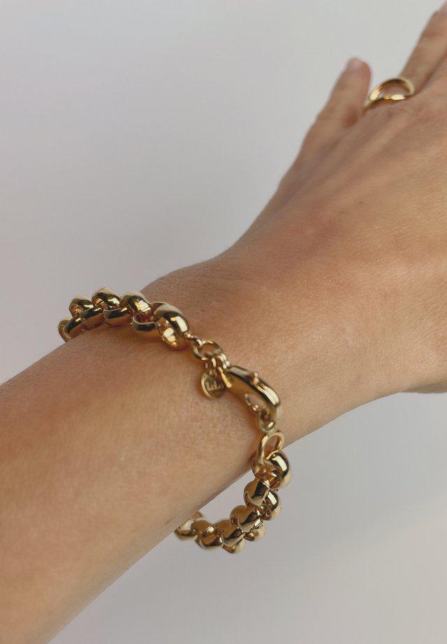 CHUNKY  - Bracelet - gold-coloured