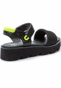 Betsy - Platform sandals - black - 2