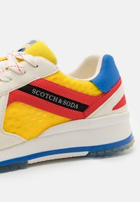 Scotch & Soda - VIVEX - Tenisky - yellow/multicolor - 5