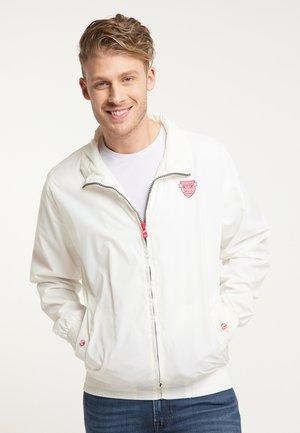 WINDBREAKER - Summer jacket - weiss