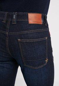 camel active - Slim fit jeans - dark blue denim - 5