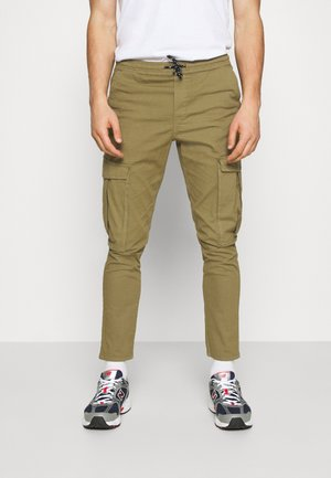 JIM - Cargo trousers - capers
