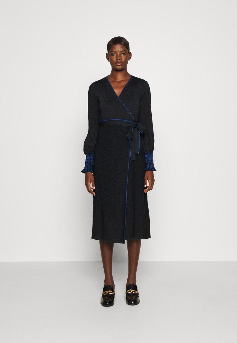 Diane von Furstenberg - YOLANDA DRESS - Jumper dress - new navy