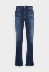 FLORIE PANTS - Straight leg jeans - medium blue
