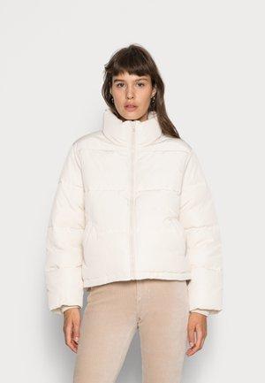 Winter jacket - white swan