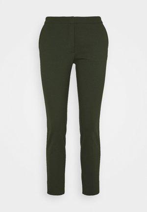 NELLY - Tygbyxor - dark green