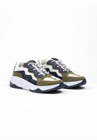 ASFVLT - ONSET - Sneakers basse - army/nav.p - 2