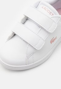 Lacoste - CARNABY - Trainers - white/light pink - 5