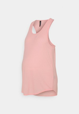 MATERNITY TRAINING TANK - Top - light pink