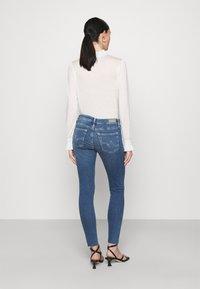 AG Jeans - FARRAH ANKLE - Jeans Skinny Fit - precision - 2