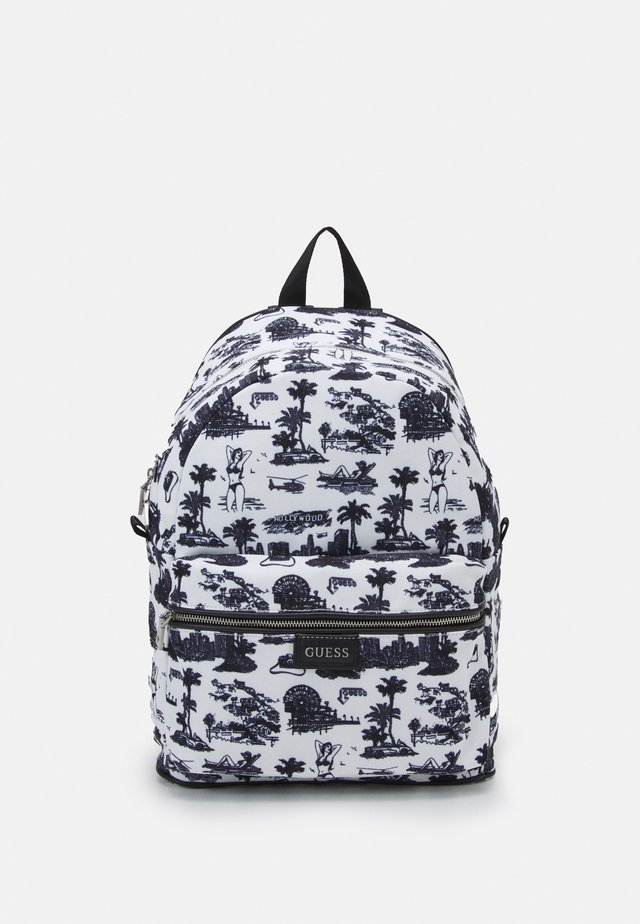 QUARTO BACKPACK UNISEX - Rucksack - white