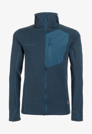 ACONCAGUA - Soft shell jacket - wing teal