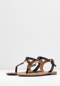 TOM TAILOR - T-bar sandals - black - 4