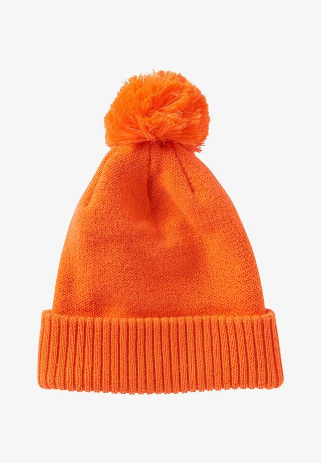 MIT BOMMEL - Bonnet - caramel orange