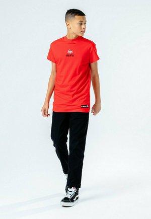 LEGO NINJAGO JAY OVERSIZED - Print T-shirt - red