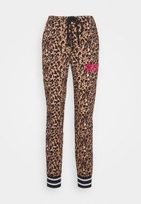 Versace Jeans Couture - Tracksuit bottoms - brown - 0