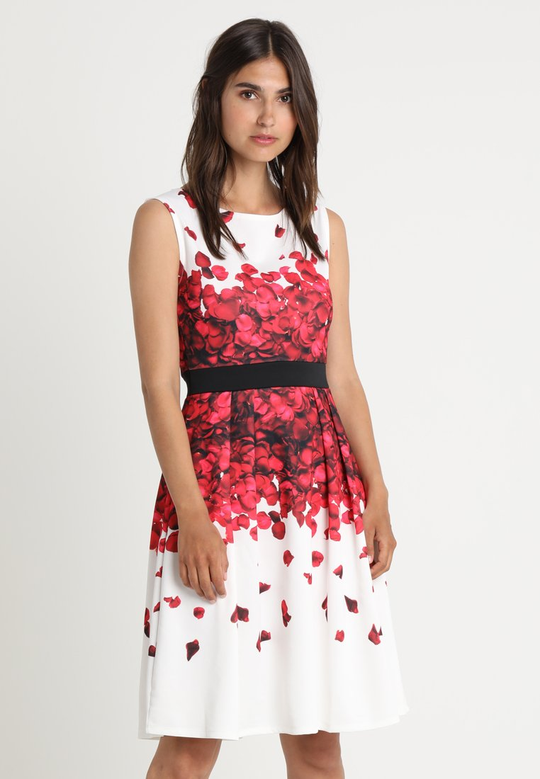 Anna Field - Cocktail dress / Party dress - offwhite/red
