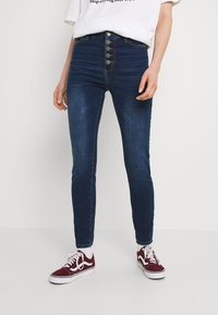 Morgan - Jeans Skinny Fit - jean brut - 0