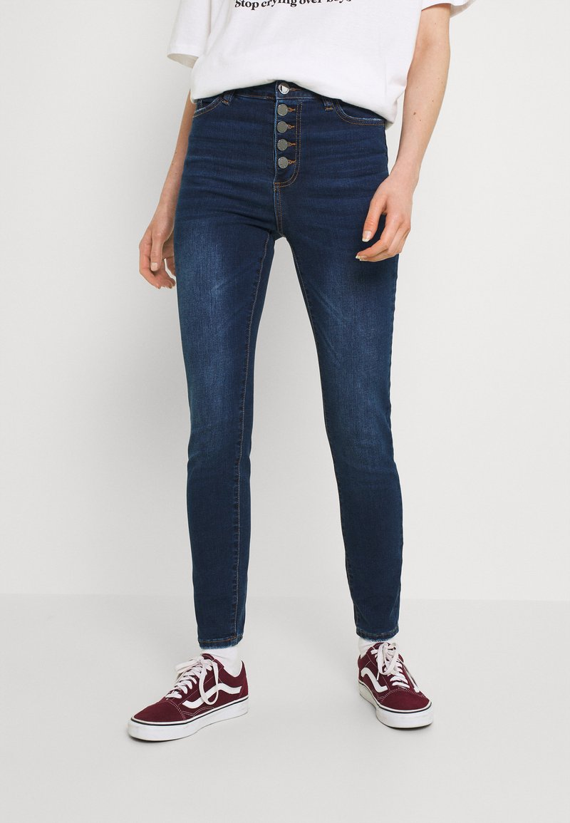 Morgan - Jeans Skinny Fit - jean brut