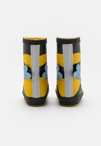 Hunter ORIGINAL - KIDS FIRST WASP CHARACTER BOOT UNISEX - Wellies - sunflower - 2