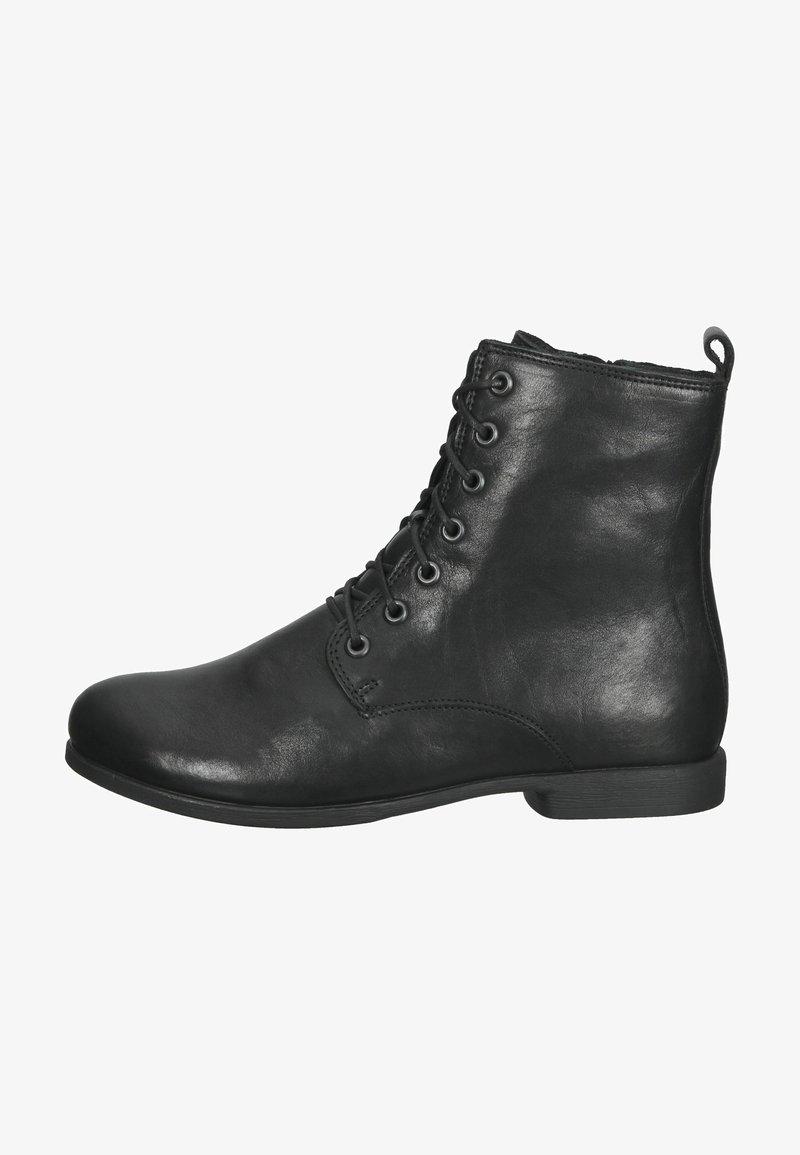 Think! - Lace-up ankle boots - schwarz