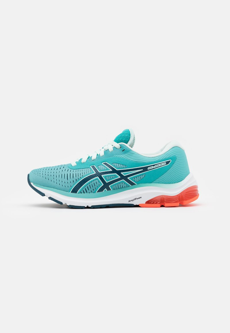 ASICS - GEL-PULSE  - Neutral running shoes - techno cyan/magnetic blue