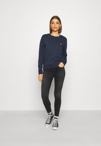Tommy Jeans - REGULAR C NECK - Sweater - blue - 1