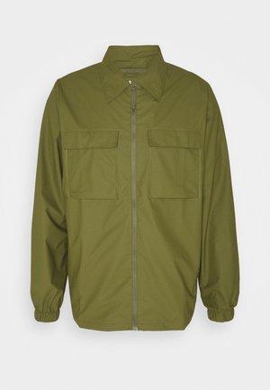 ULTRALIGHT ZIP UNISEX - Summer jacket - sage