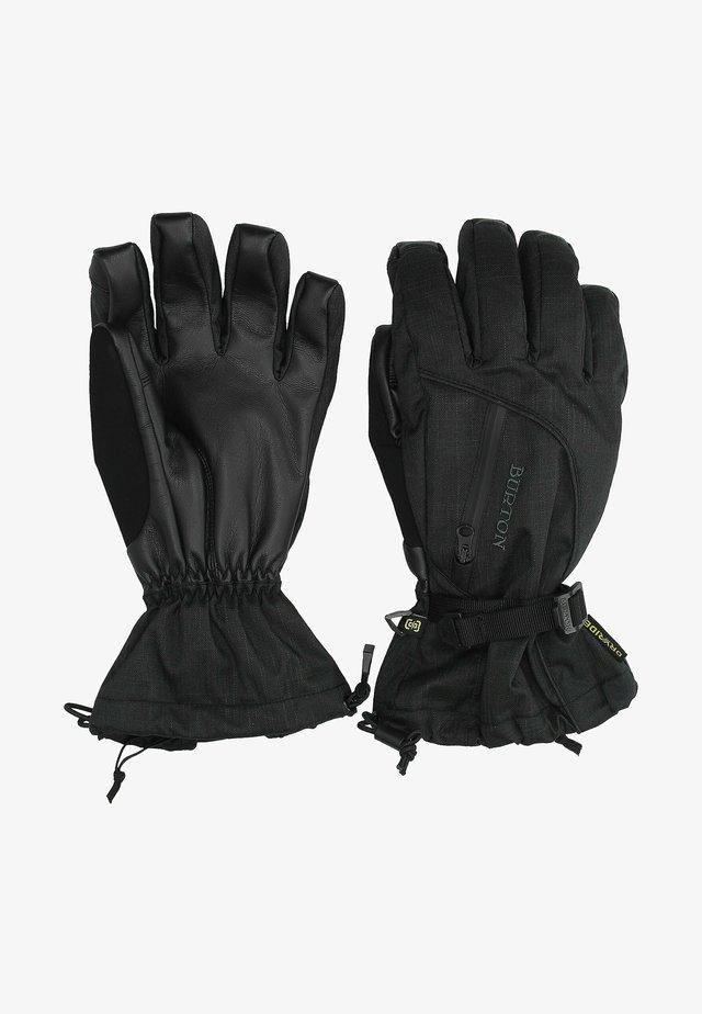 Fingerhandschuh - true black