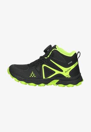 Sneakersy niskie - black/lime