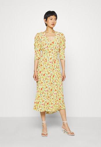 MIRA DRESS - Vestito elegante - yellow