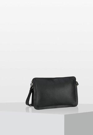 DELUXE  - Across body bag - schwarz