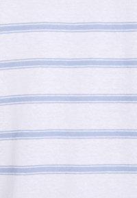 Marks & Spencer London - STRIPE - Print T-shirt - blue - 2